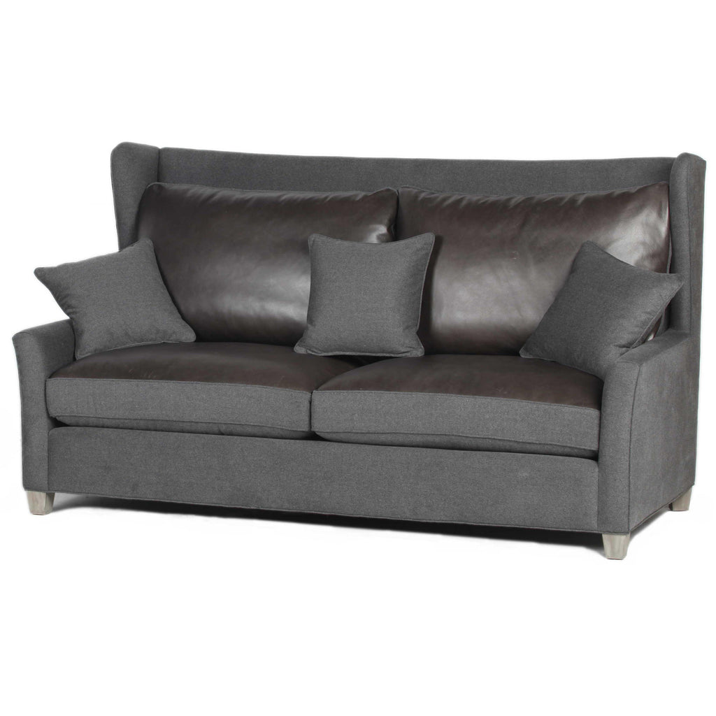Jasmine Sofa with Leather