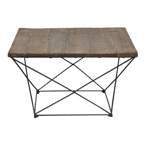 Julian Spindle-Footed Coffee Table