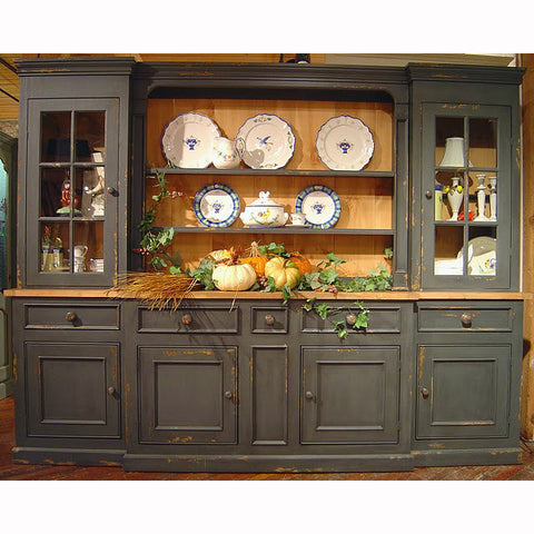 Monmouth Tinted Hutch