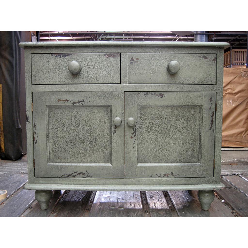 Multi Drawer Chest in Hand Distressed Finish