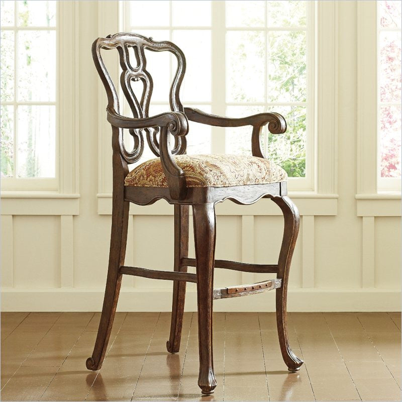 Old World Rustica Barstool