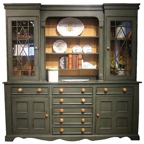 Queensbury Painted Hutch