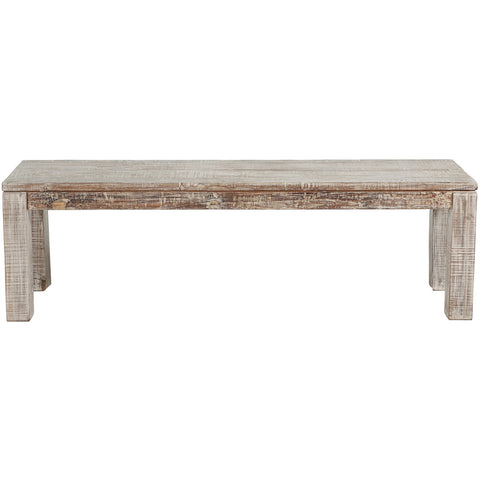 Reclaimed Teak Bench 60 inches
