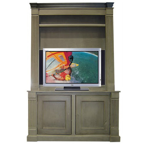 Sherborne Painted Plasma-Screen Entertainment Center