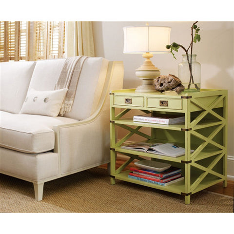 Somerset Bay Crisfield End Table