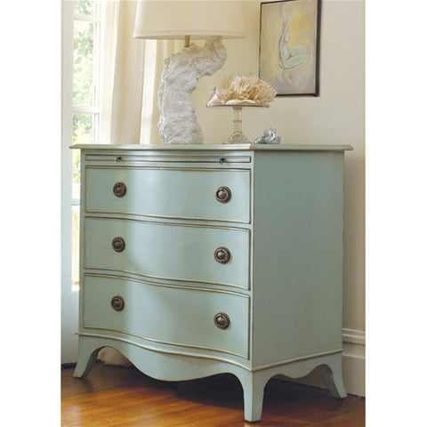Somerset Bay Harker's Island Serpertine Chest
