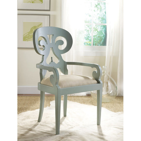 Somerset Bay Slip Seat Carmel Arm Chair