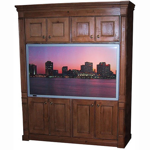 Swansea Painted Flat Screen Entertainment Center