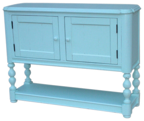Coastal Newport Console Table with Storage