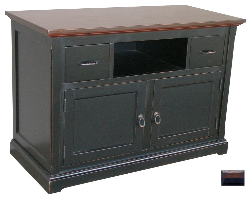 hand painted tuscany sideboardtv console - Painted Tv Consoles