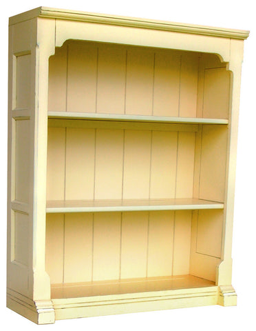 Cottage Style Open Hutch / Bookcase