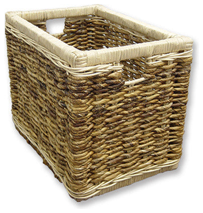 Hand Made Woven Storage Basket