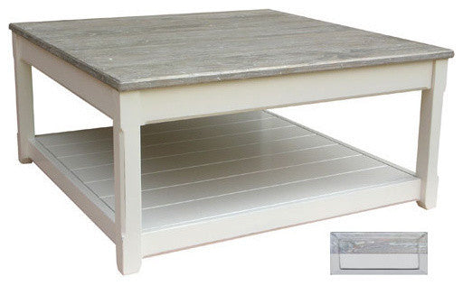 Exceptionnel ... Cottage Square Coffee Table ...