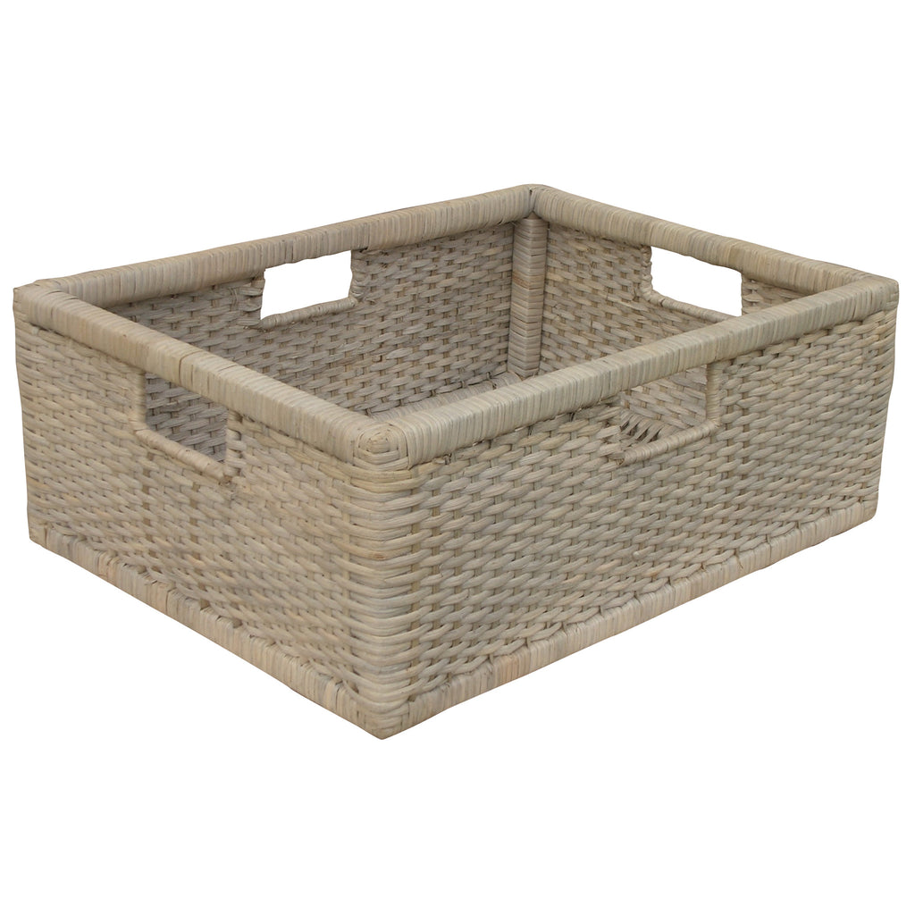 Handmade Media Basket