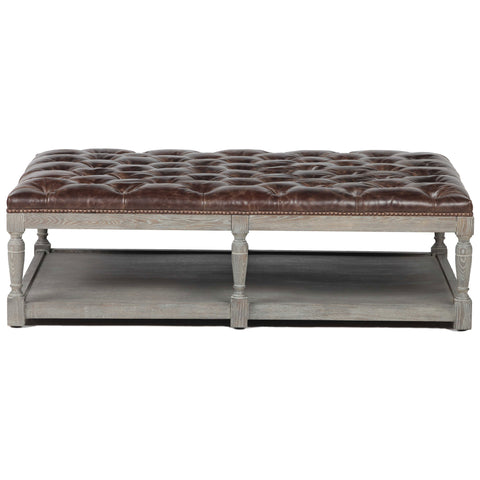 Toro Tufted Bench