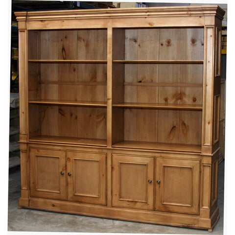 Traditional British Bookcase
