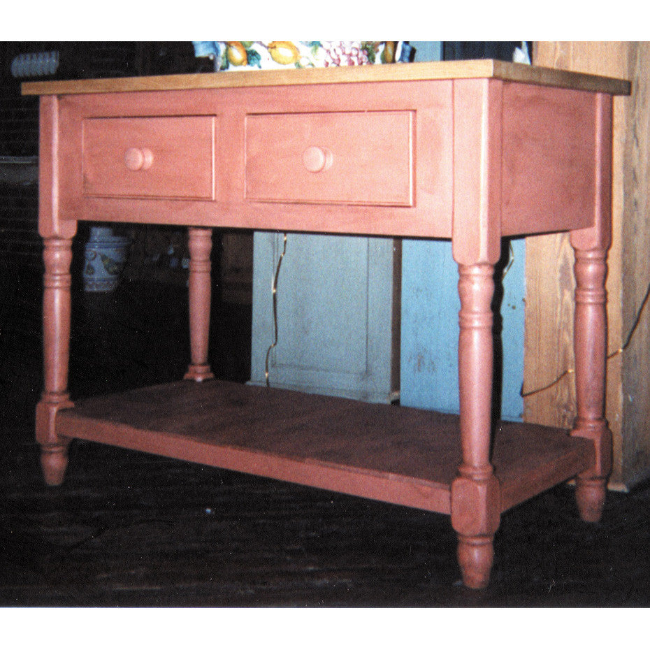 Traditional Melrose 4' Kitchen Island