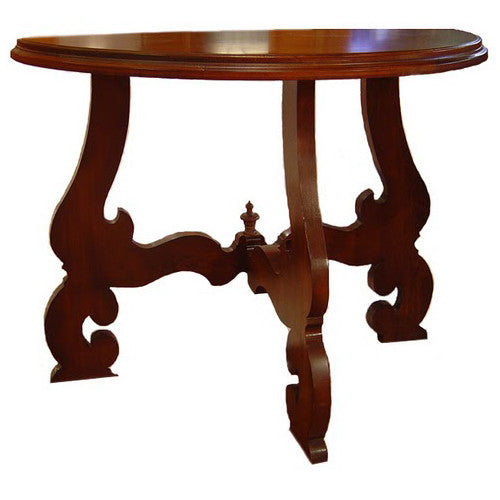 Tuscan Maple French Country Sofa Table