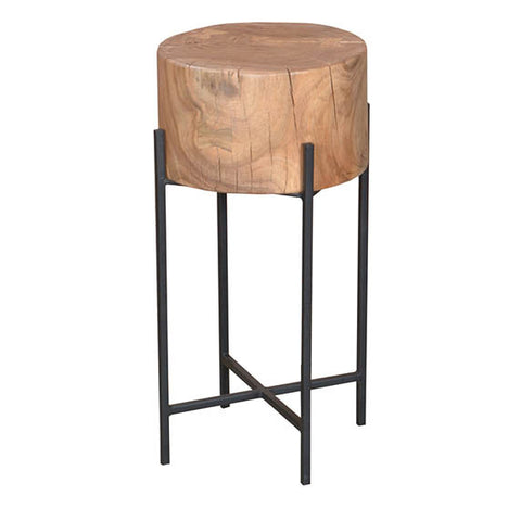 Well-Made Round Side Table