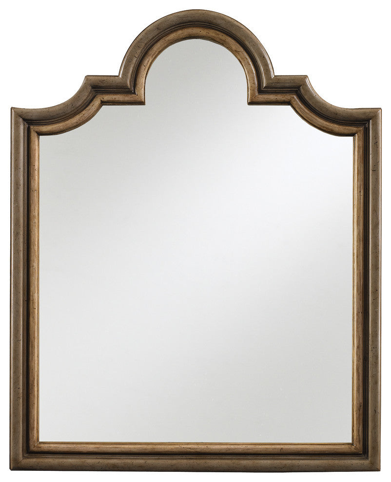 European Farmhouse Vertical Mirror
