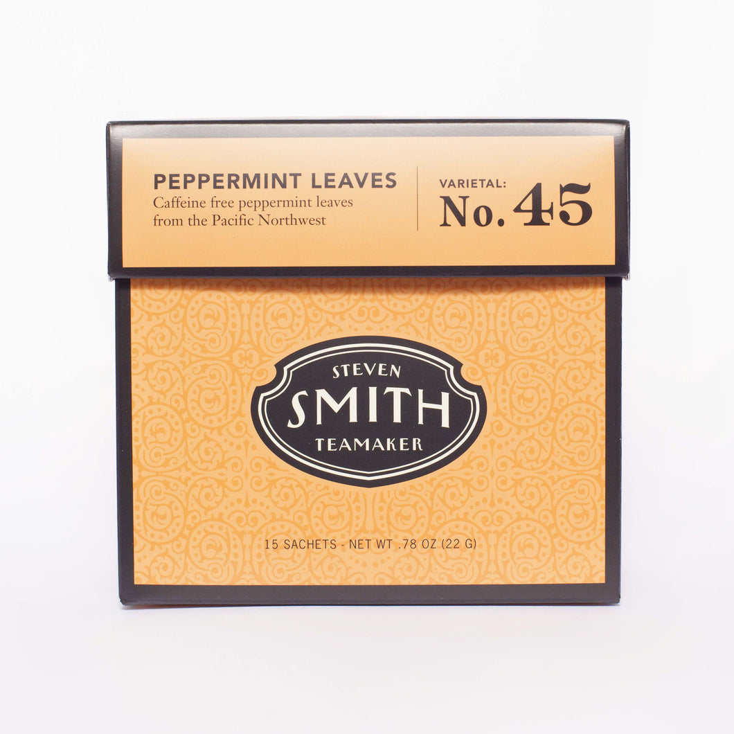 Steven Smith - Peppermint Leaves - OUT OF STOCK