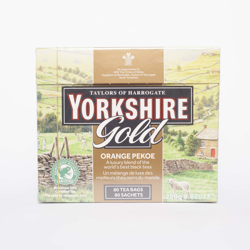 Yorkshire Gold 80 Bags