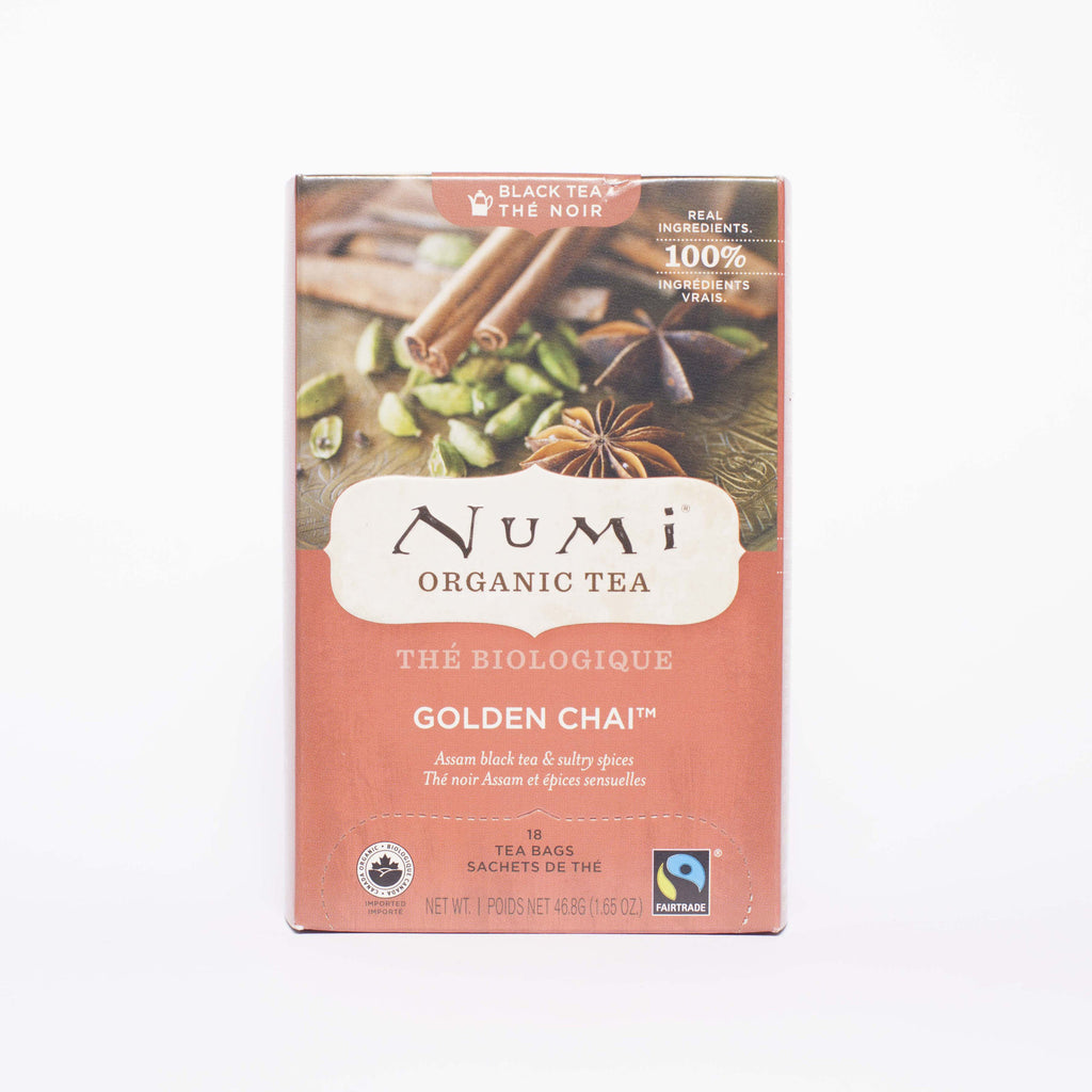 Numi's Golden Chai
