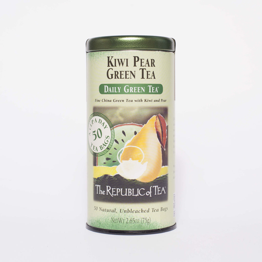 The Republic of Tea - Kiwi Pear Green Tea