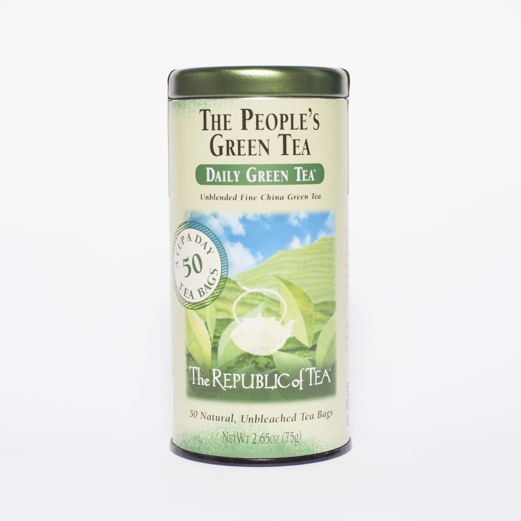 The Republic of Tea - The People's Green