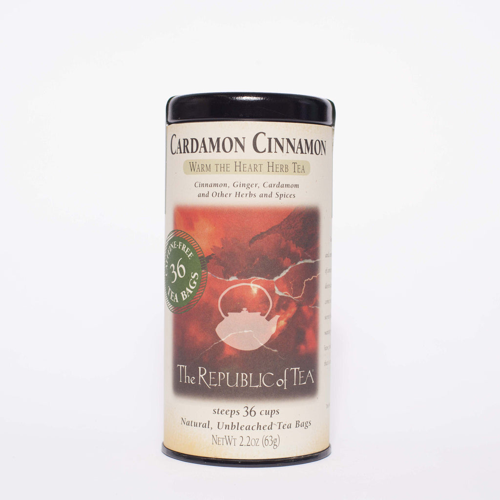 The Republic of Tea - Cardamon Cinnamon