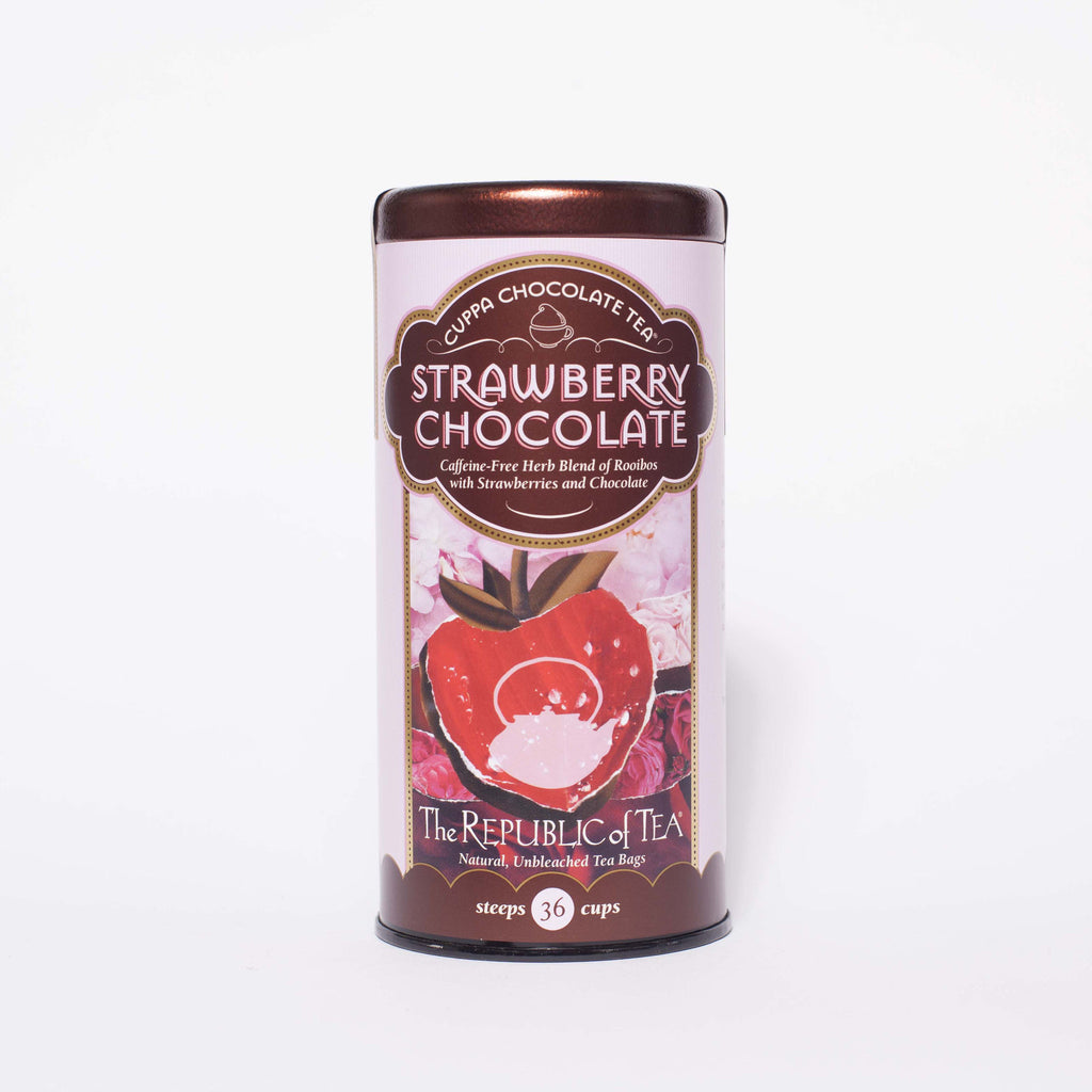 The Republic of Tea - Strawberry Chocolate