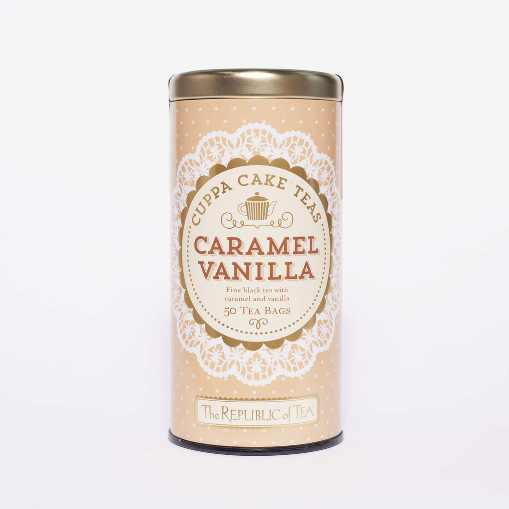 The Republic of Tea - Caramel Vanilla