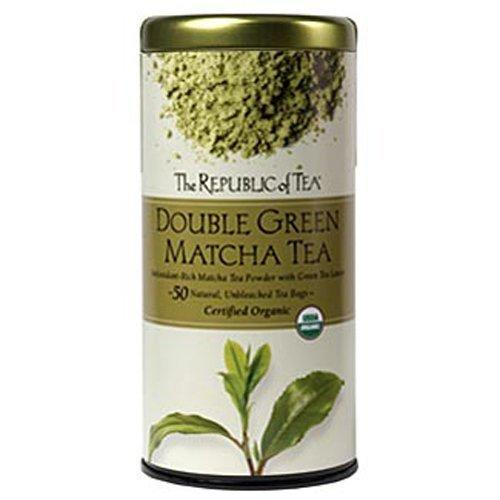 The Republic of Tea - Double Green Matcha Tea