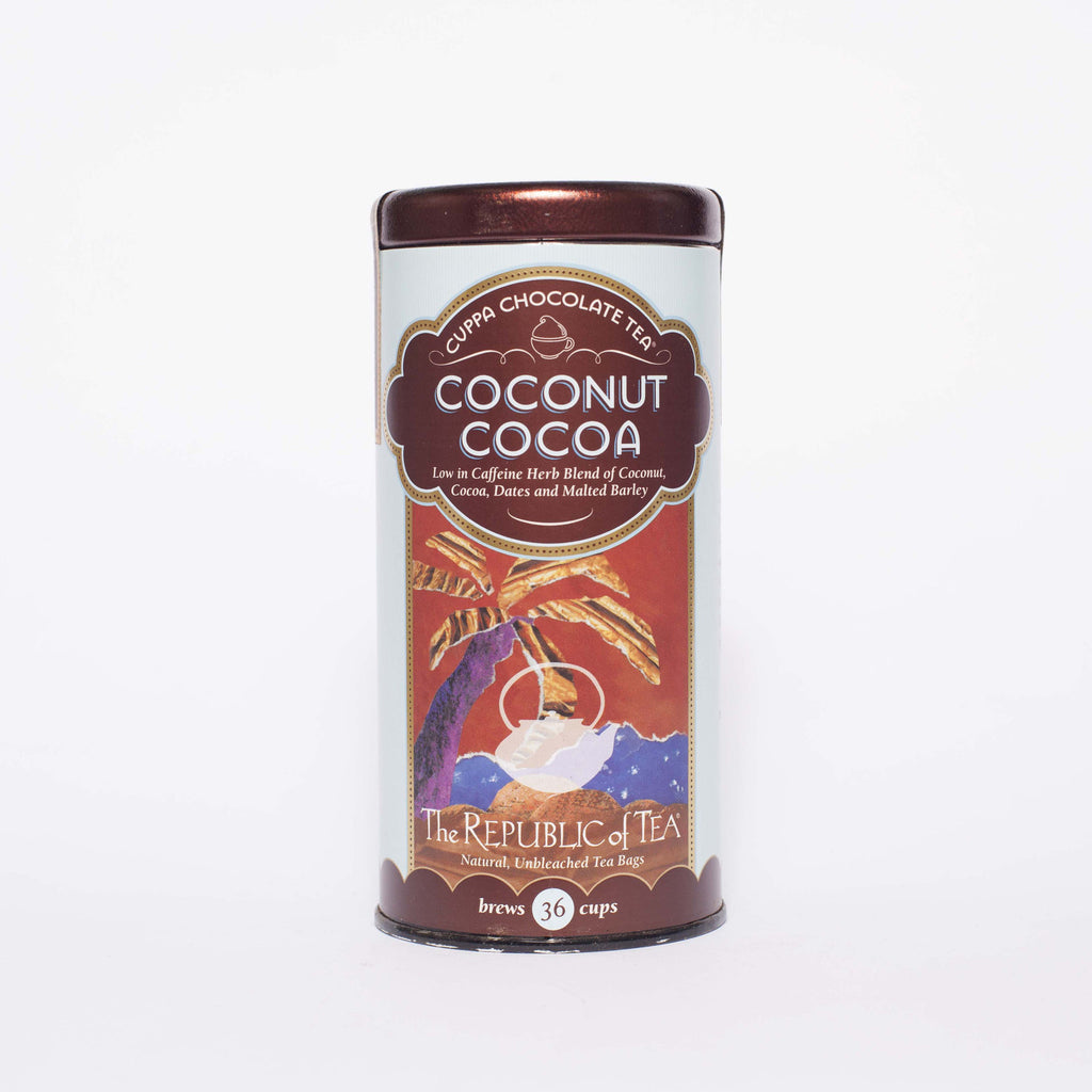 The Republic of Tea - Coconut Cocoa