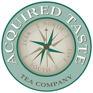 Acquired Taste Tea Company logo