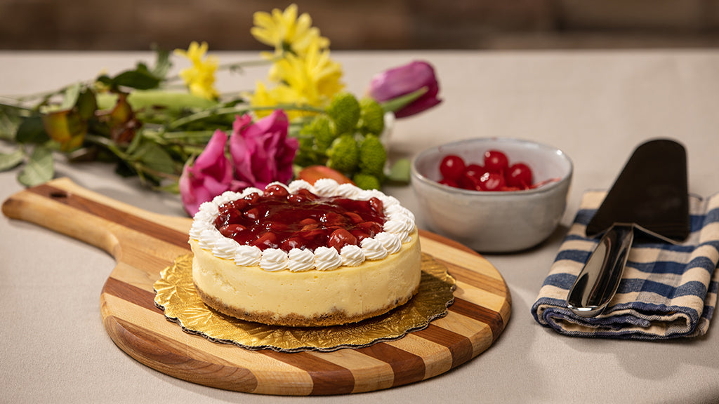 Tips that put the cherry on your cheesecake