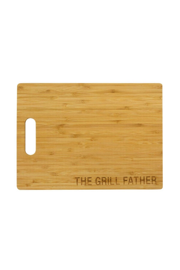 The Grill Father Cutting Board