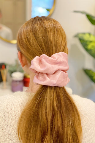 Super Scrunchie, Dusty Pink
