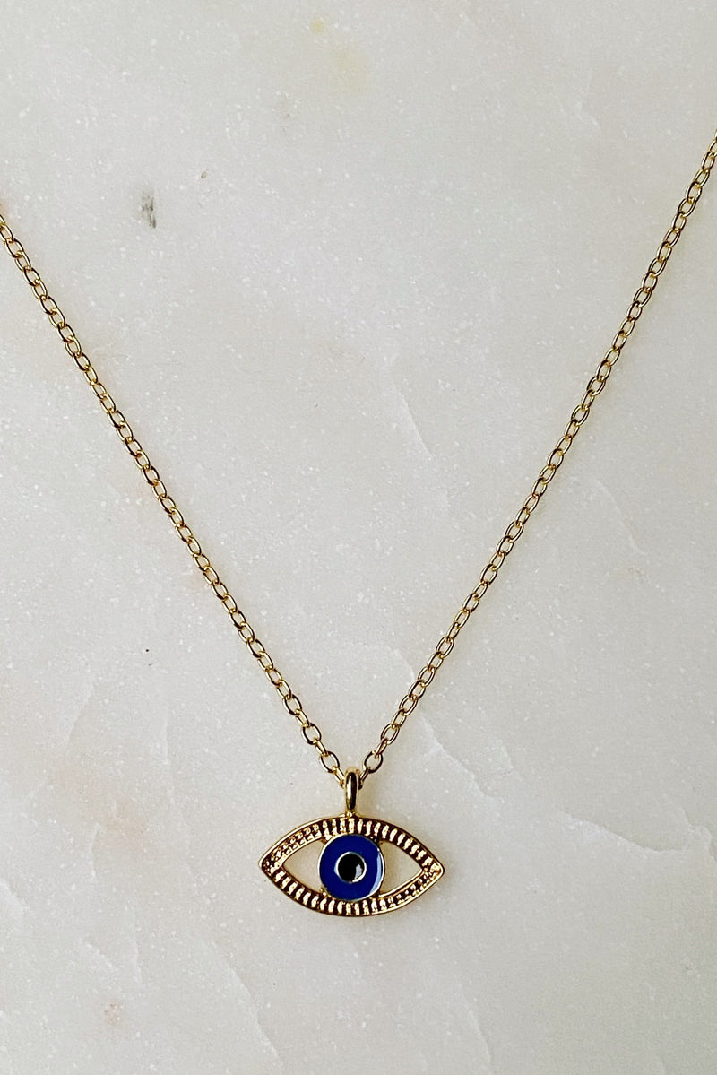 Clever Eye Necklace