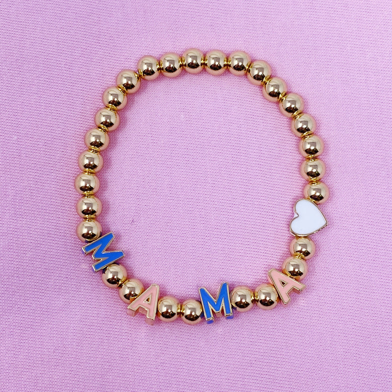 Happy Words Bracelet Collection