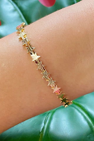 Superstar Cuff, Gold