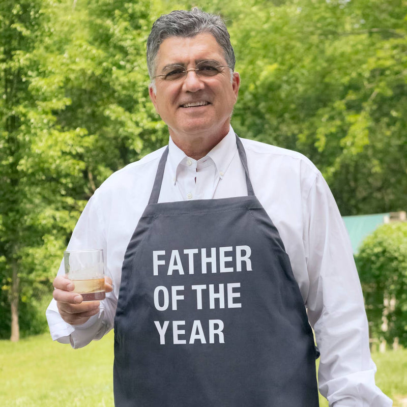 Father Of The Year Apron