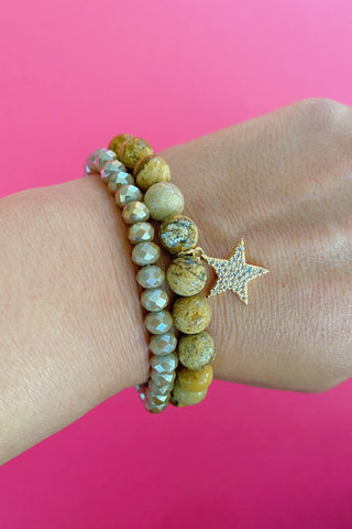 The Best Part Bracelet, Natural