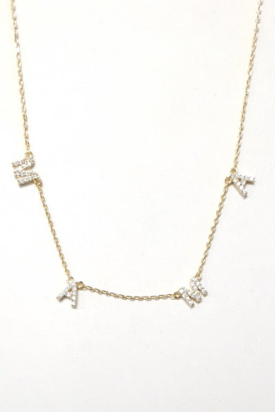 Sparkle Mama Necklace
