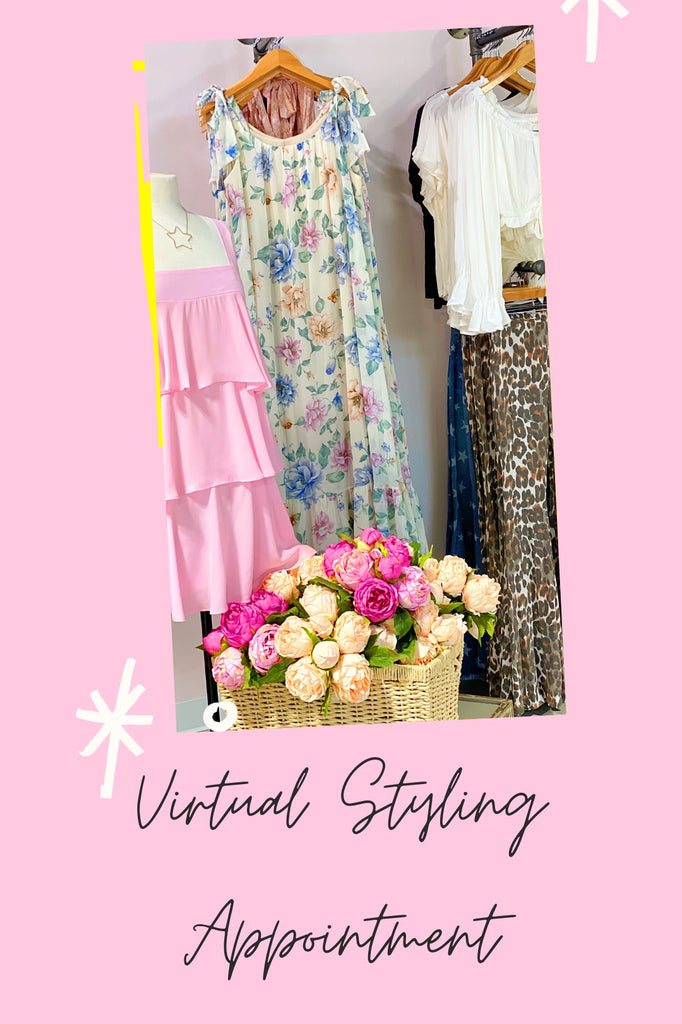 Virtual Styling Appointment