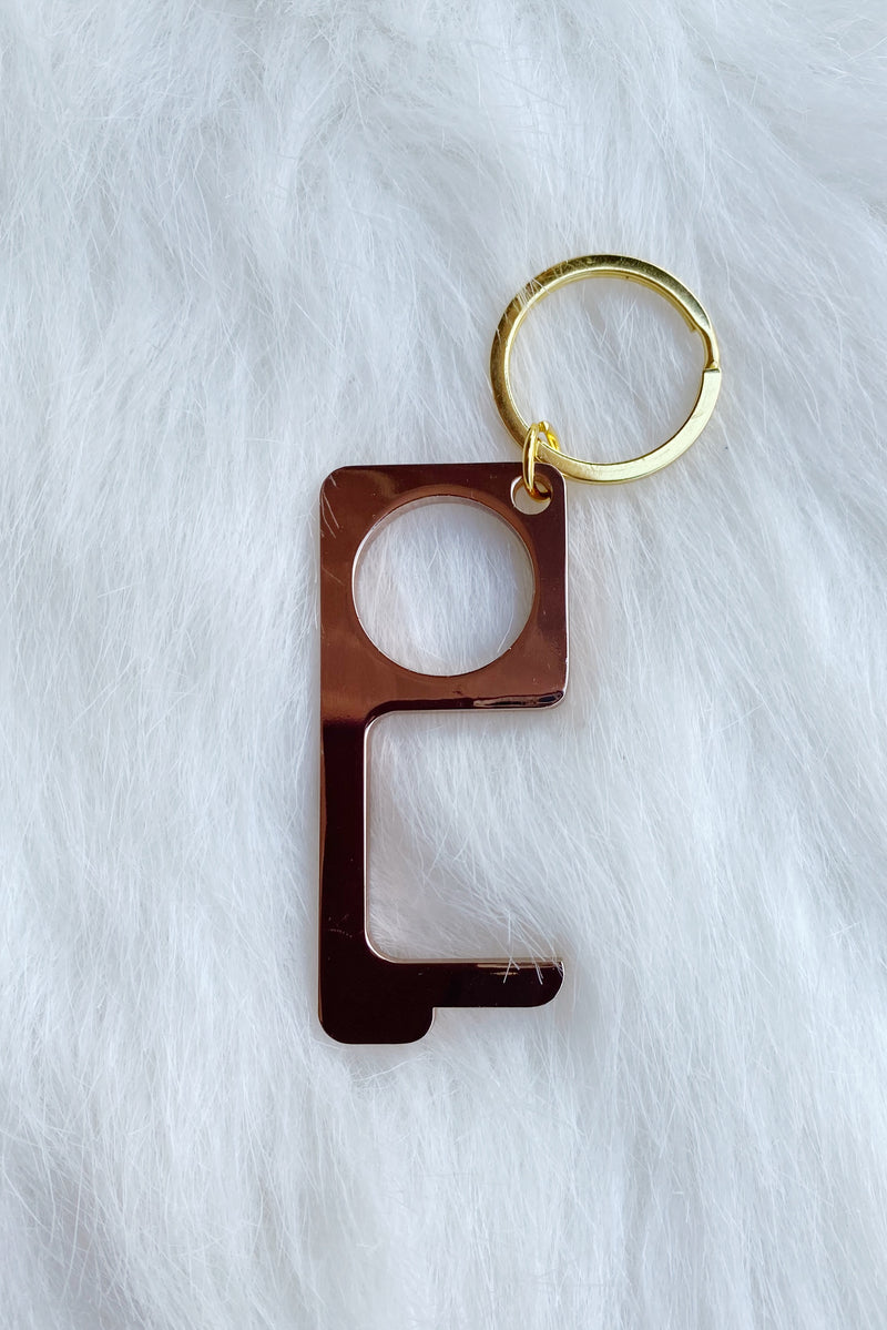 Simple Multi Function Touchless Key Chain
