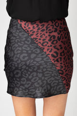 Buddy Love: Hope Merlot Cat Skirt