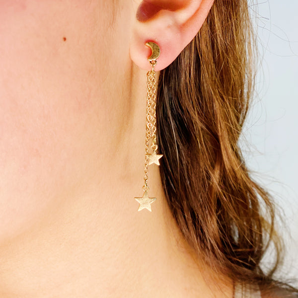 Hanging With Stars Earrings