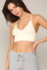 Seriously Seamless Brami in Cream