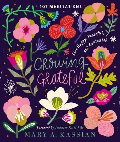 Growing Grateful Book